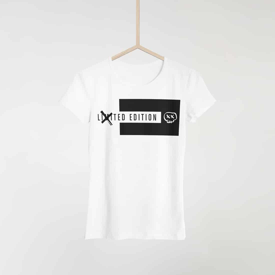 Tee-shirt-Femme-limited-Edition